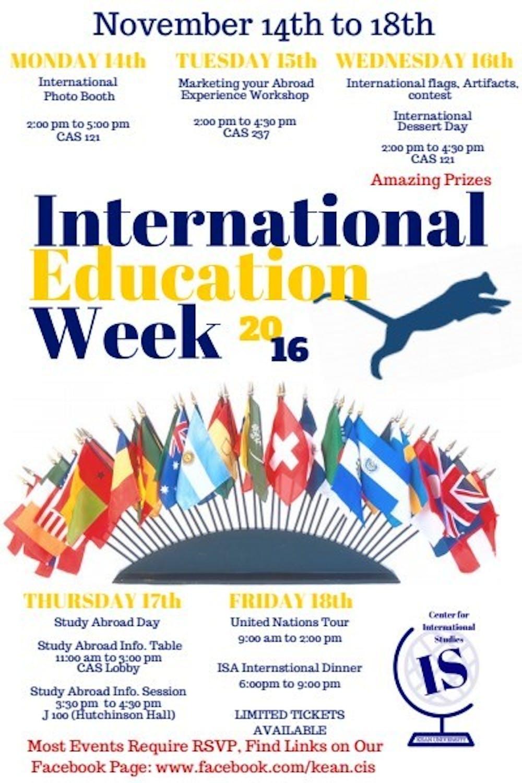 Embracing International Education