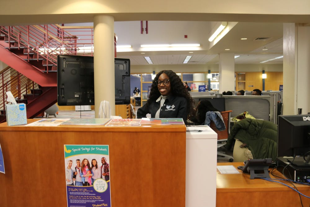 Commuter Resource Center Is New and Improved