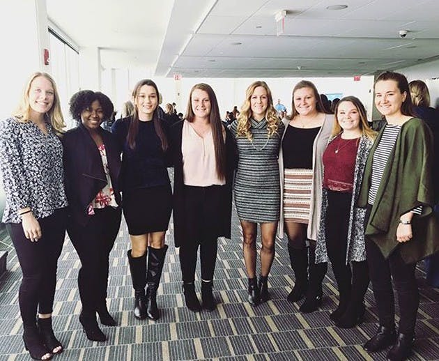Field Hockey Wins Academic Recognition