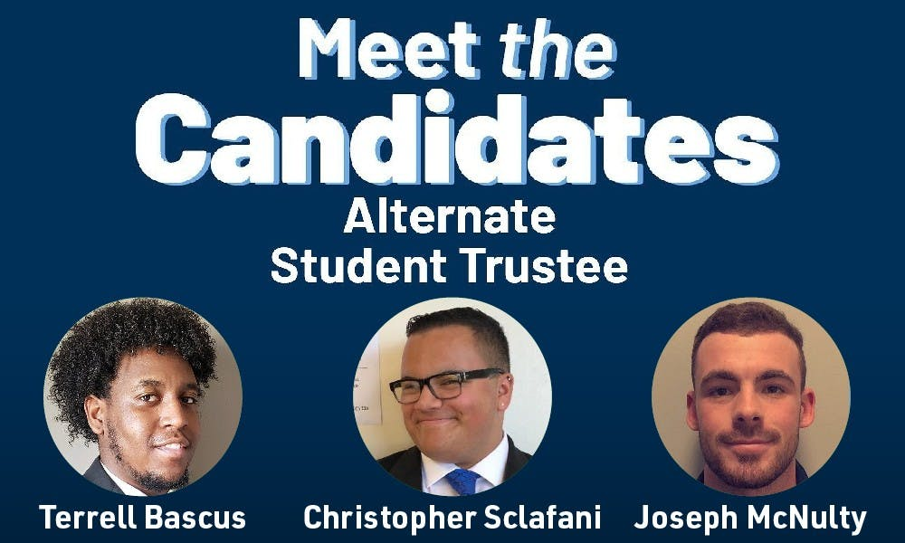 Meet the Alternate Student Trustee Candidates