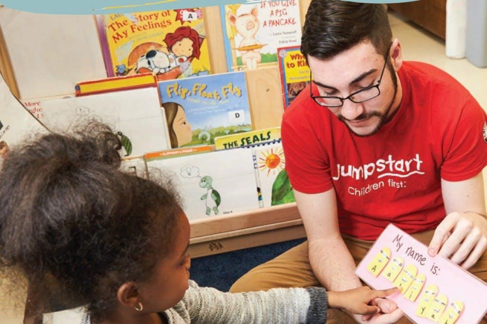 Giving Children A Jumpstart