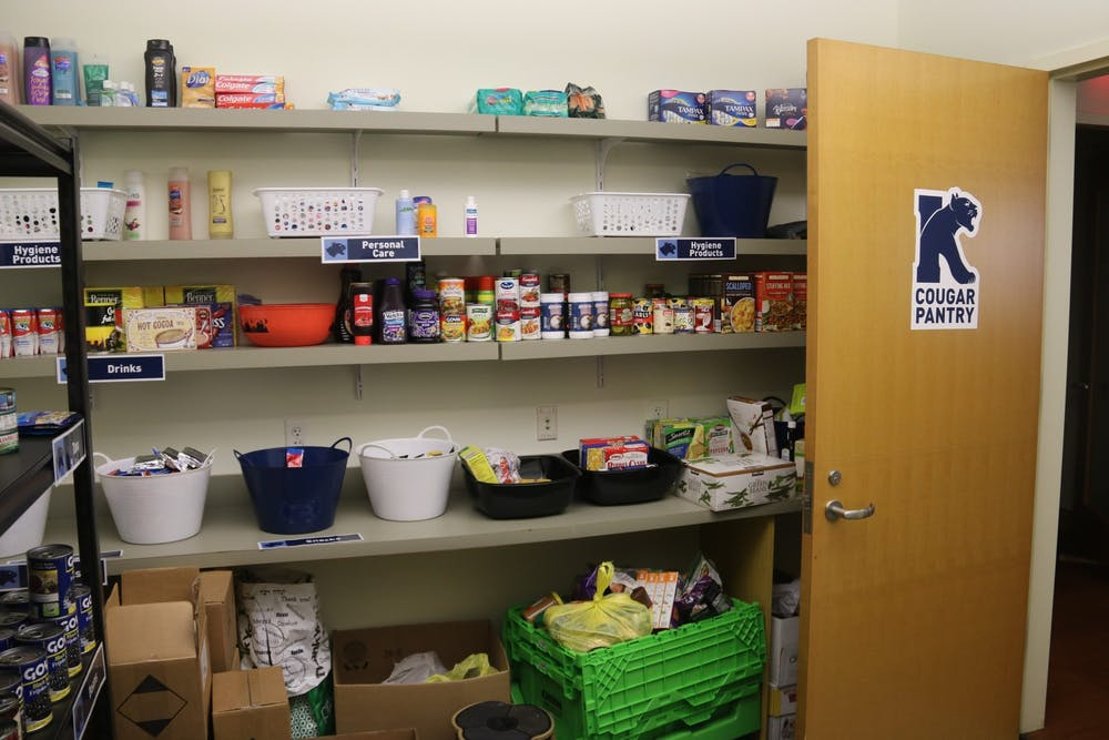 Let's Get Growling About The Cougar Pantry