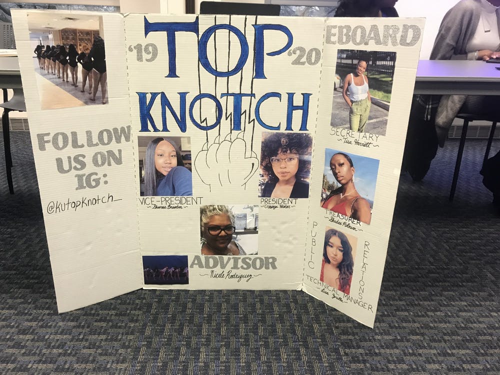 Get Ready for Top Knotch!