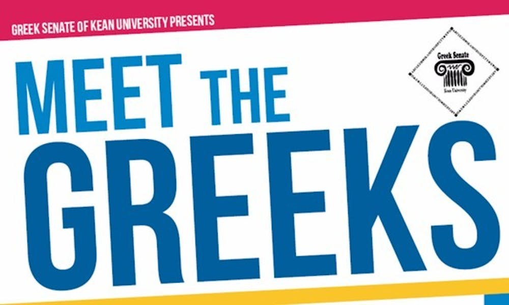 Get Ready to Meet the Greeks this Spring!