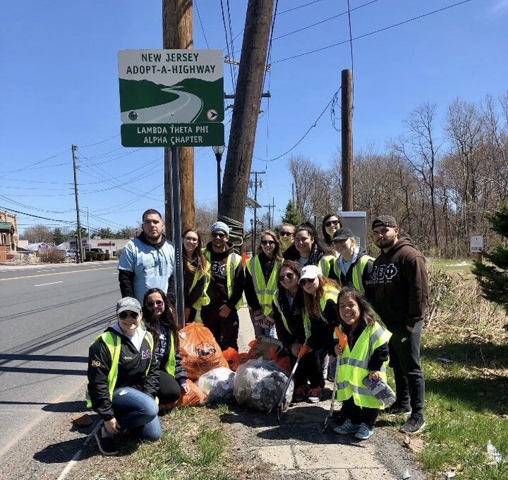 Cougars That Care: Kean Day of Service