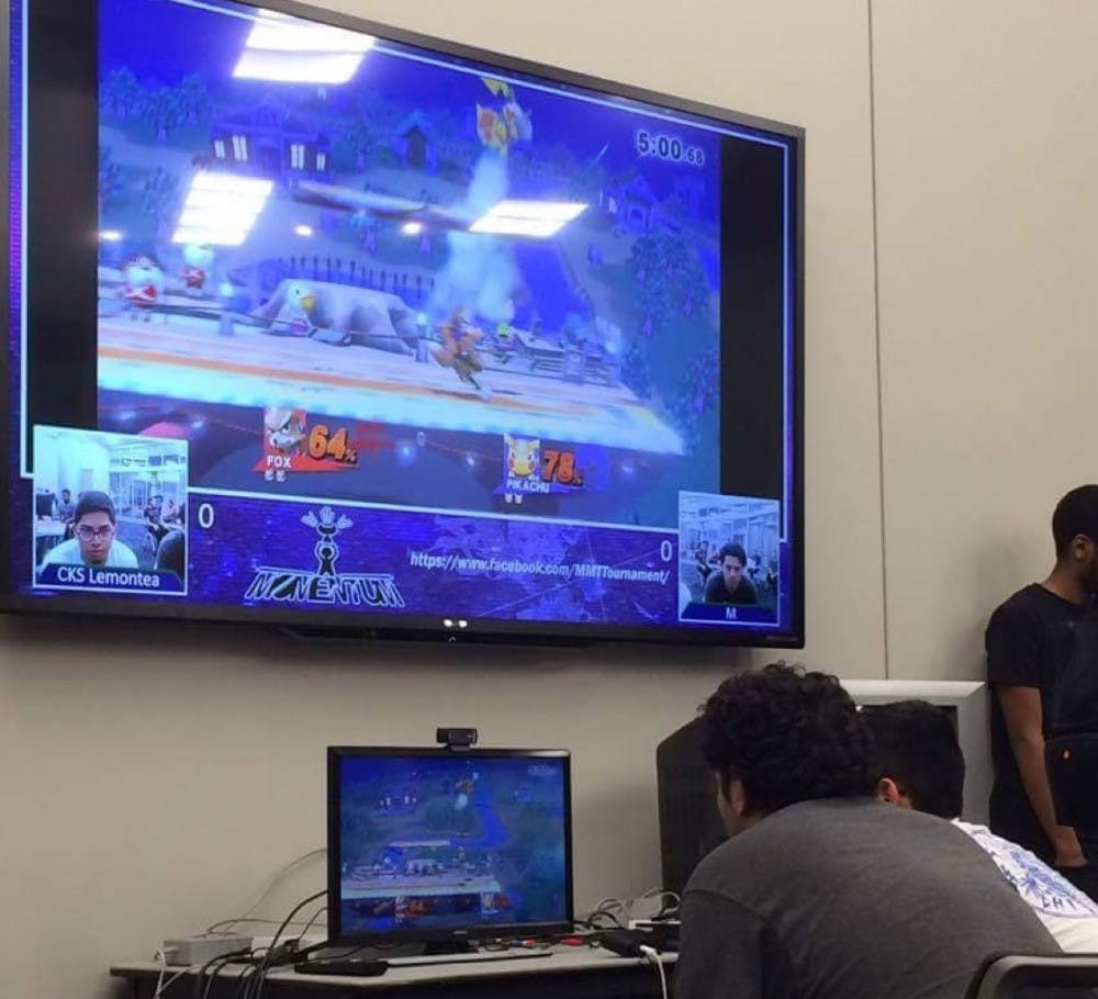 Kean Smash: Tournament Mode
