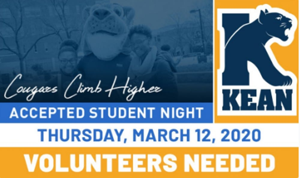 Volunteer for Accepted Student Night