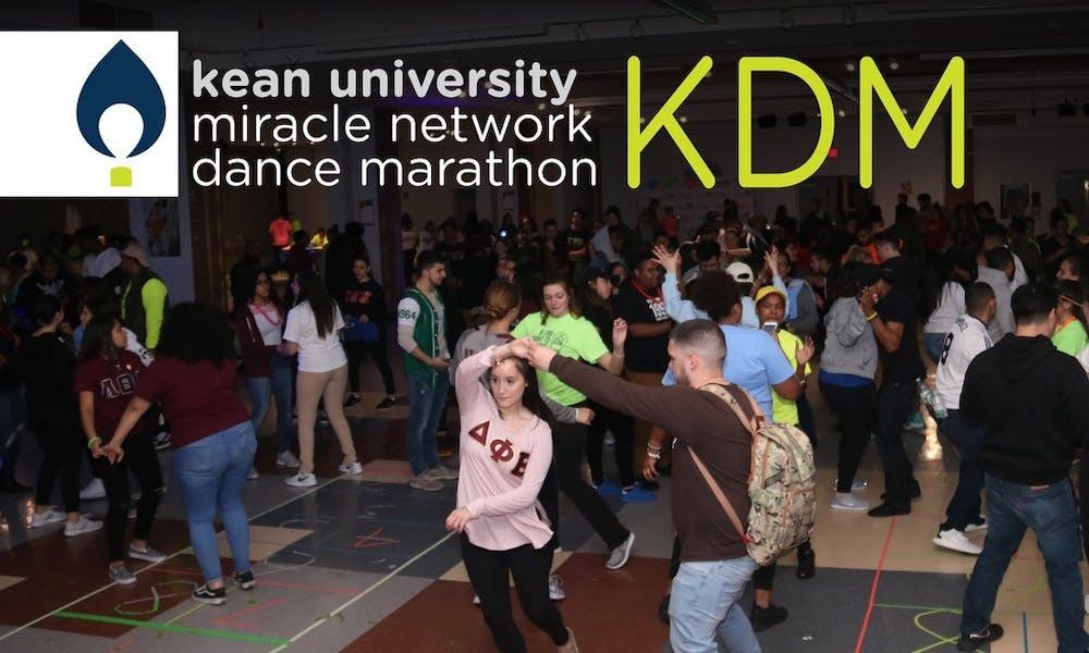 Kean's Dance Marathon Back Online!