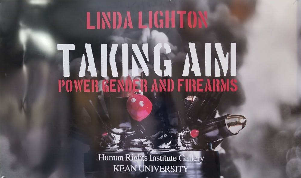 """Taking Aim: Power Gender and Firearms"" Exhibit Opens"
