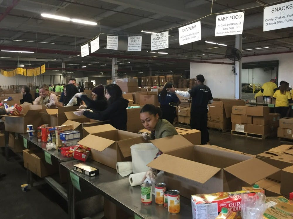 Feeding The Community Of New Jersey