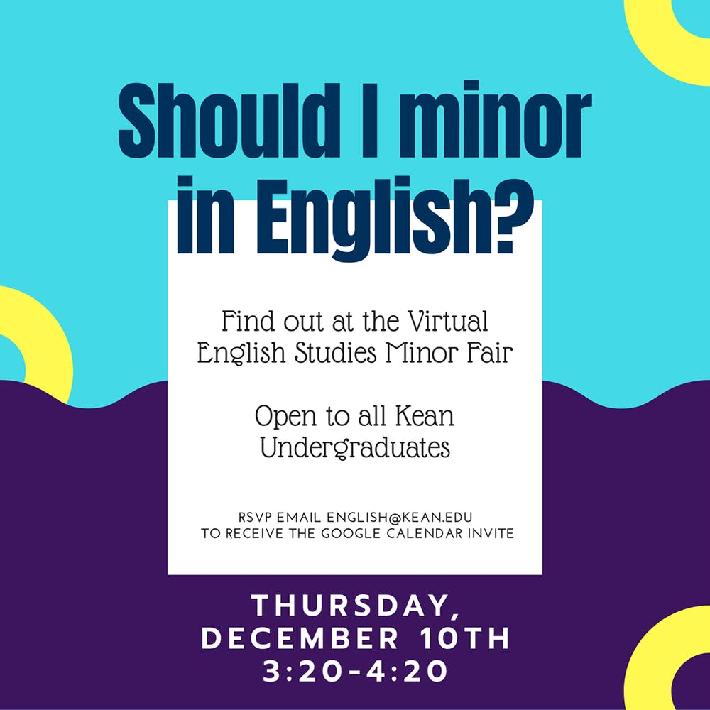 Should I Minor In English?
