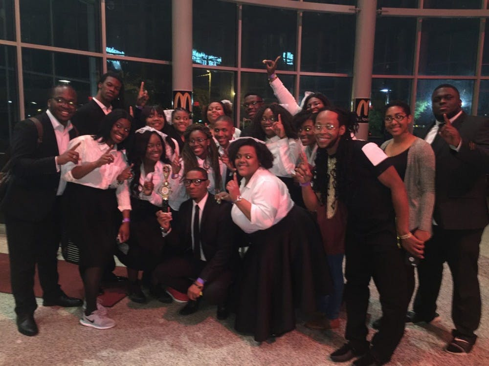 Kean's Gospel Choir To Compete At McDonald's Gospelfest