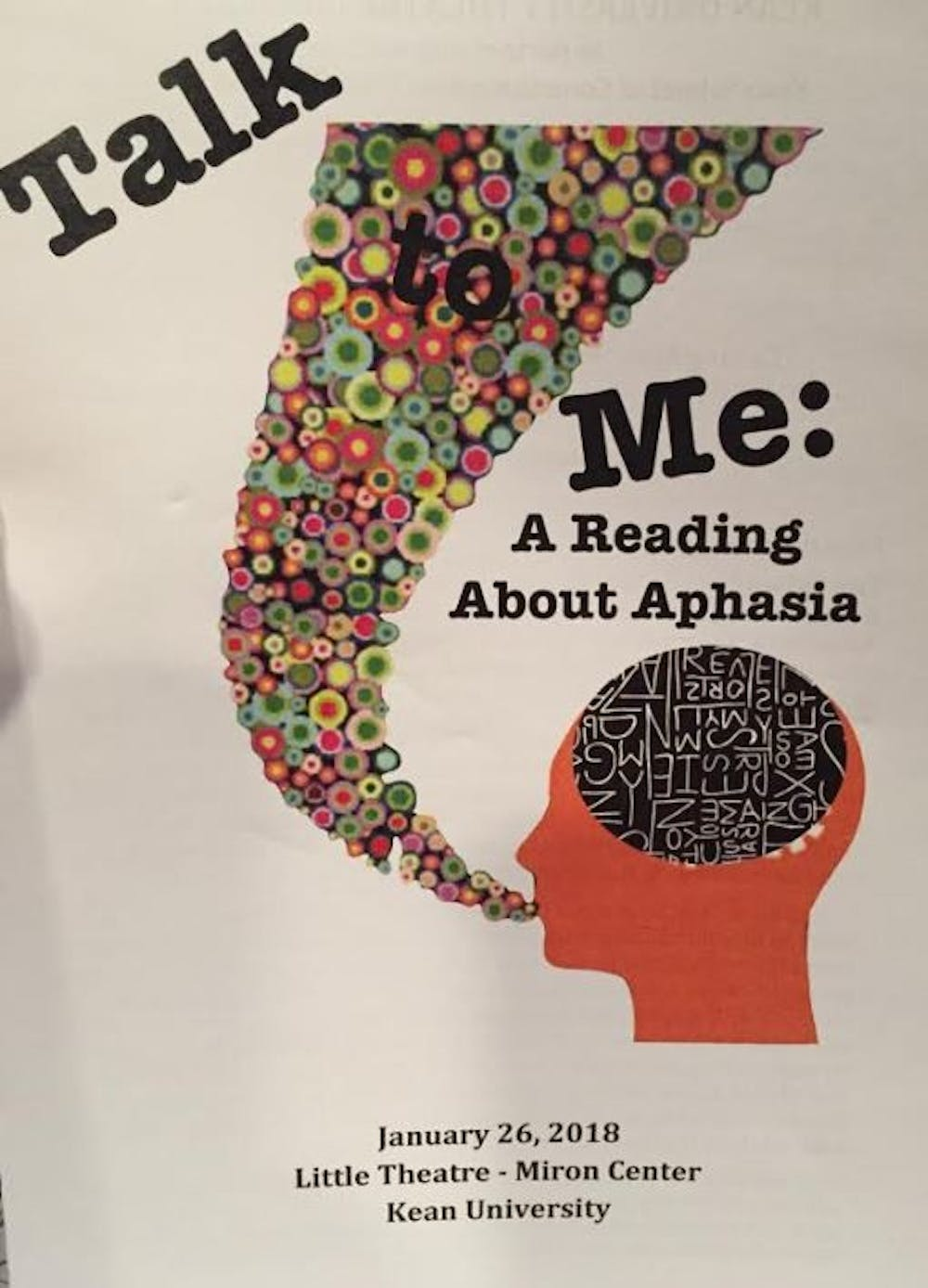 Aphasia In The Spotlight