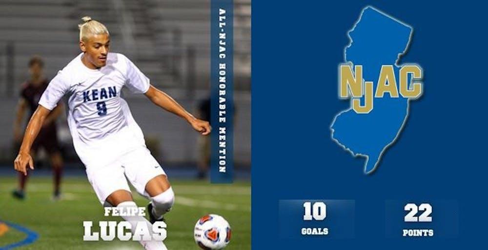 Lucas Leads the Field