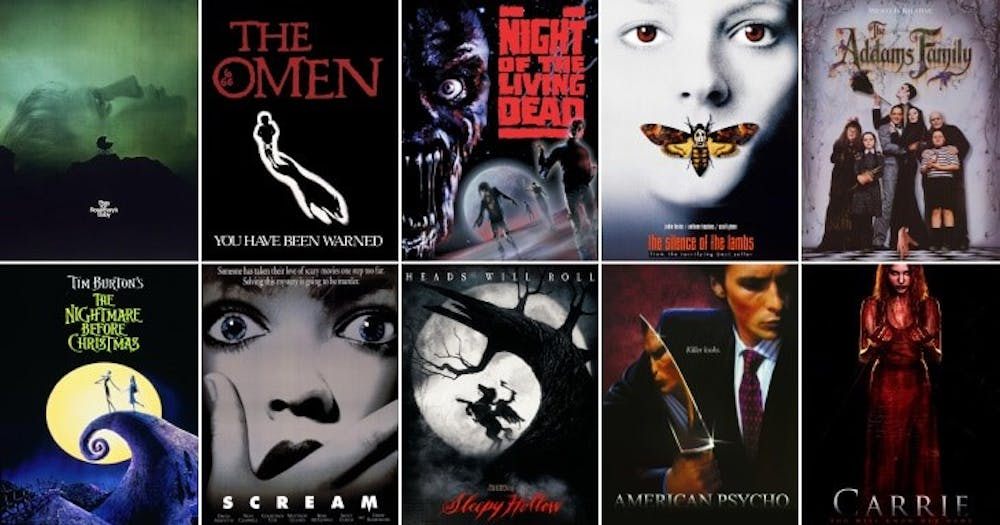 Halloween Horrors: Top 5 Scary Movies to Watch