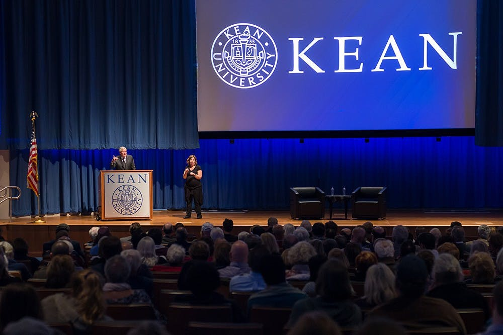 2018-2019 Distinguished Lecture Series Kick-Off Featuring Guest Speak Jon Meacham