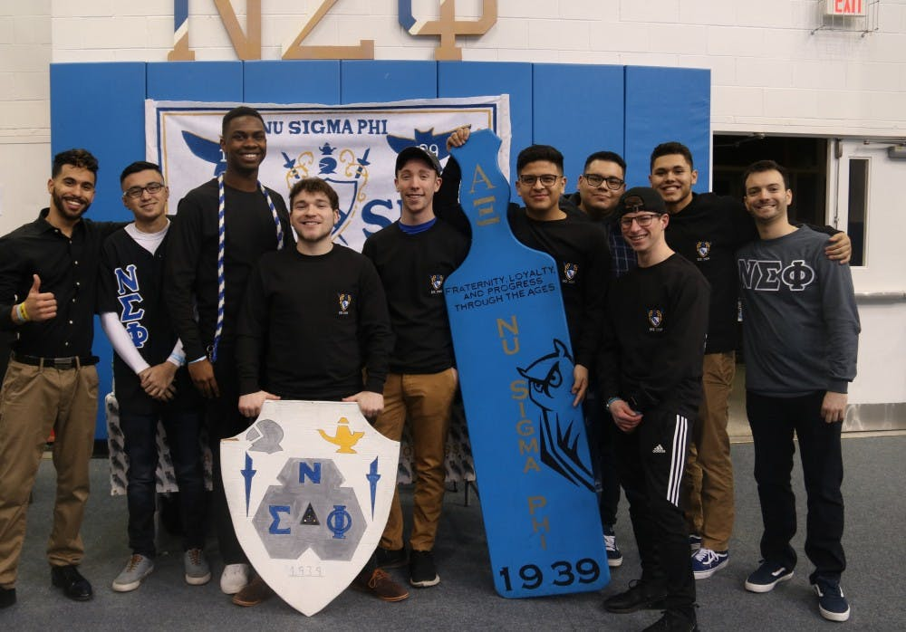Get to Know the Kean Greeks