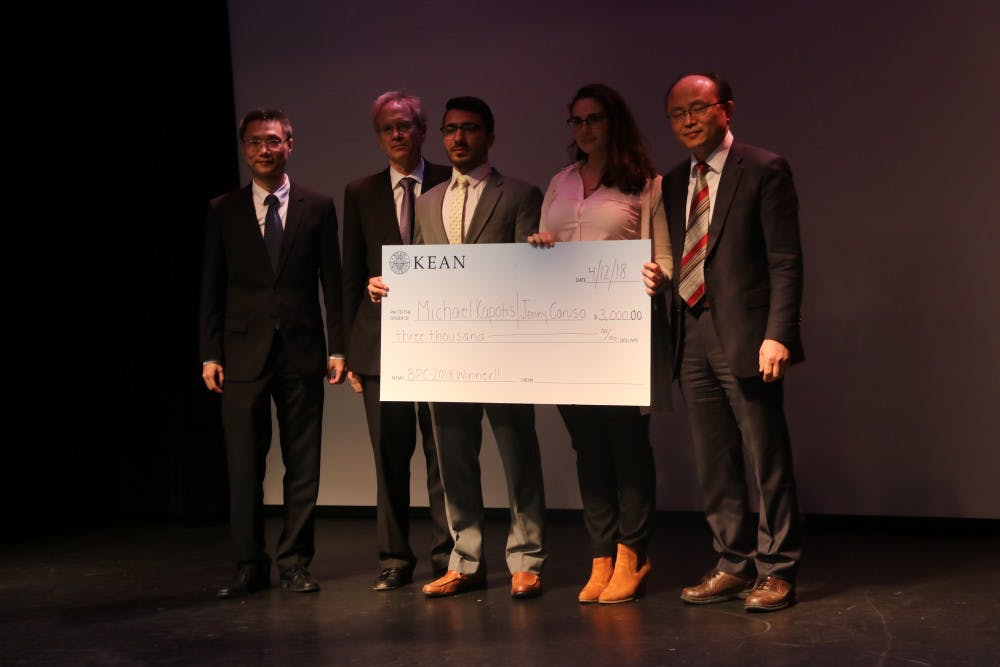 Business Plan Competition Finalists Win Thousands
