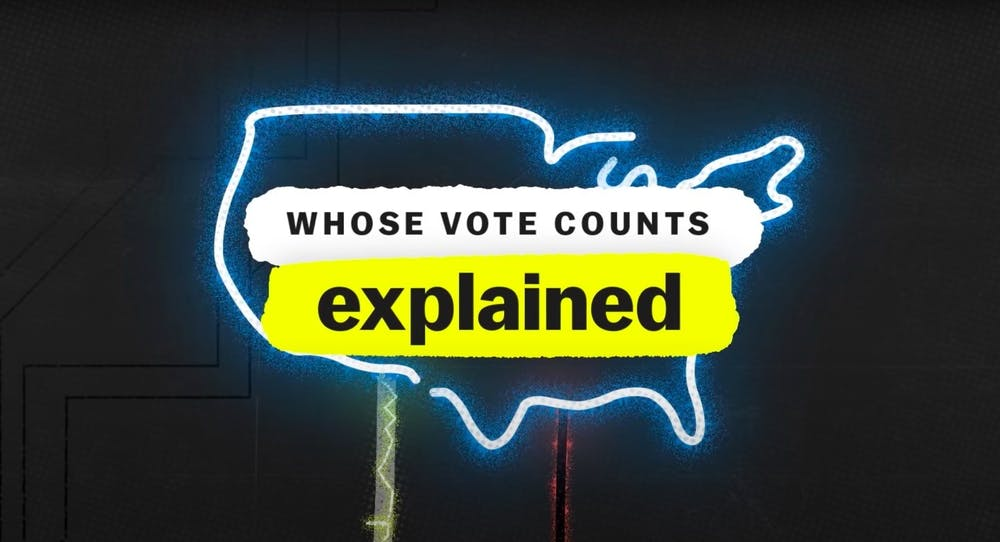 Whose Vote Counts