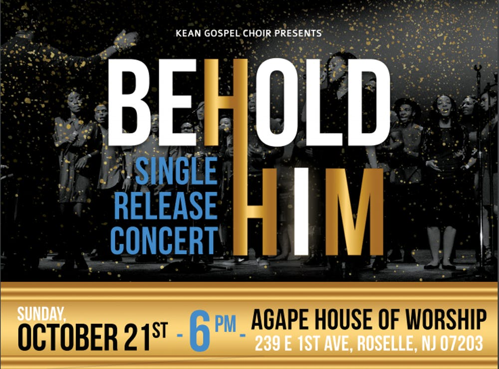 Behold Kean Gospel Choir | The Cougar's Byte