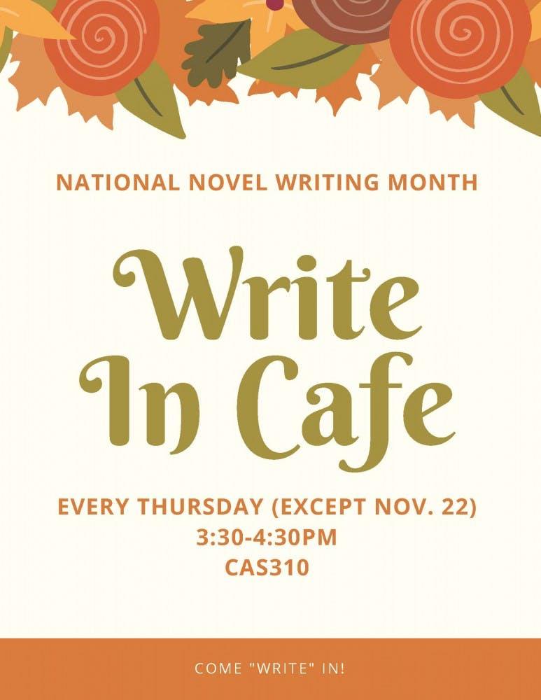 Calling All Novelists