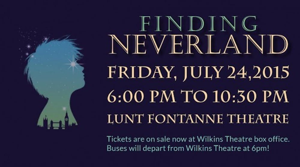 A Broadway Trip To Find Neverland