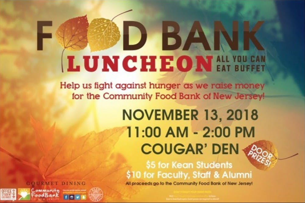 Luncheon For The Hungry