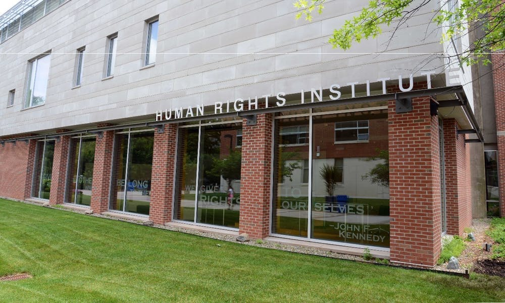 Human Rights Institute September Preview