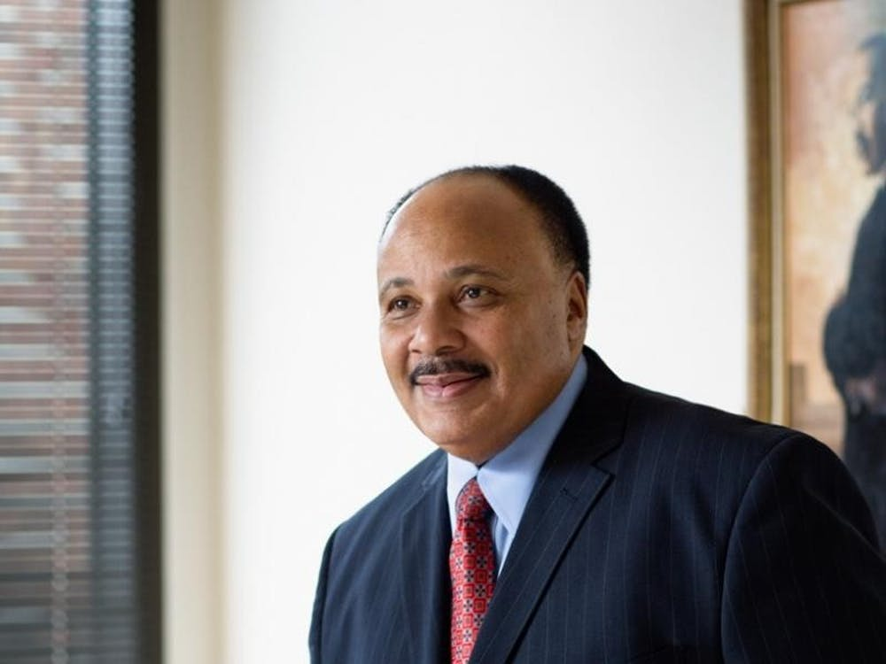 Distinguished Lecture Series: Martin Luther King III
