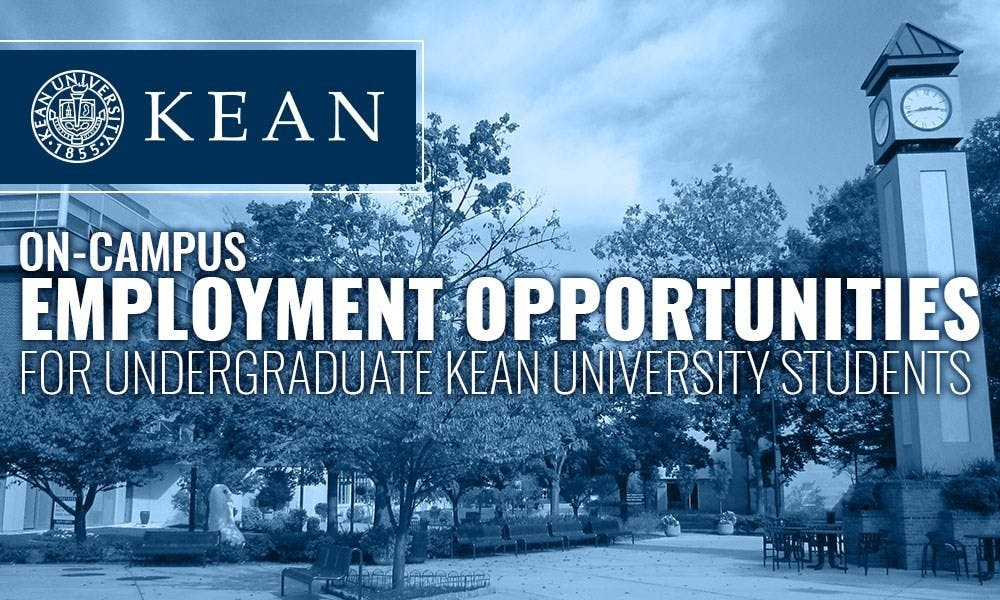 Student Employment Opportunities!