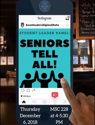 Senior Tell All