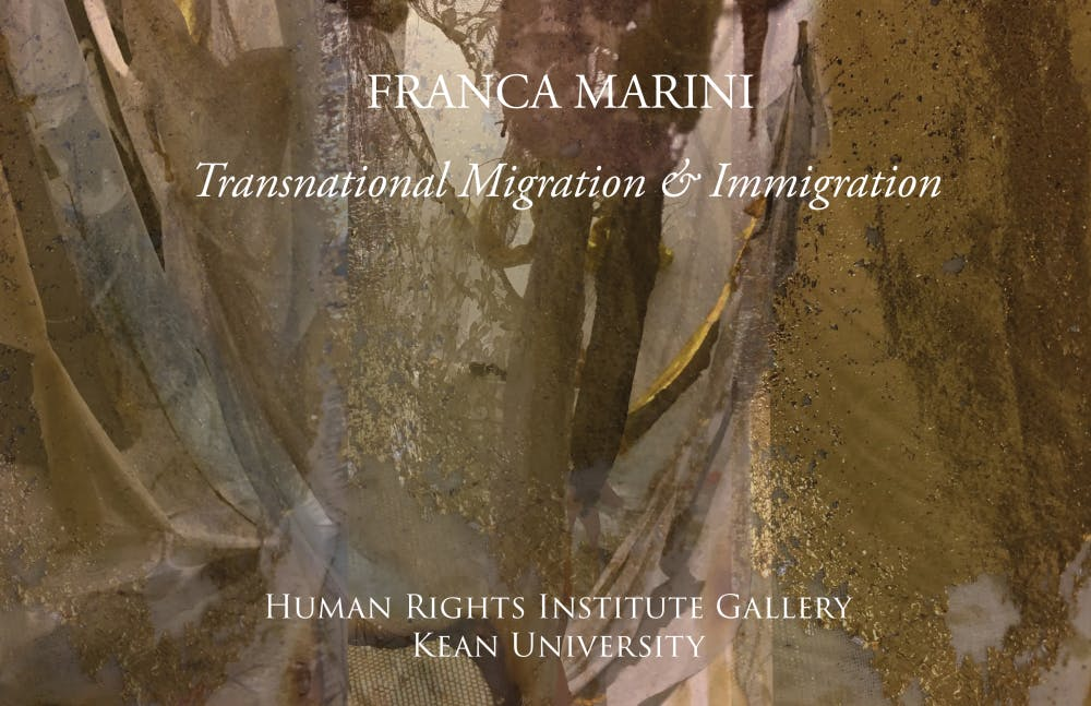 Franca Marini's Transnational Migration and Immigration Exhibit