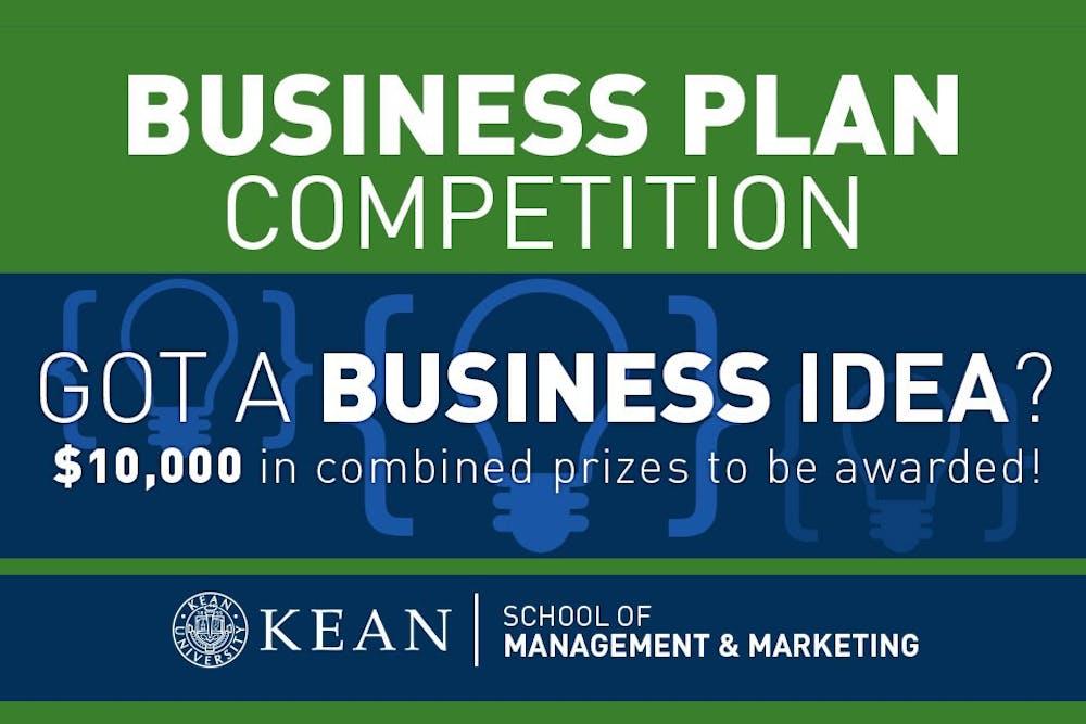 Kean University's Business Plan Competition Finals