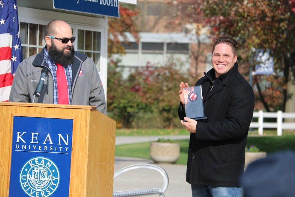 Honoring Kean's Veterans