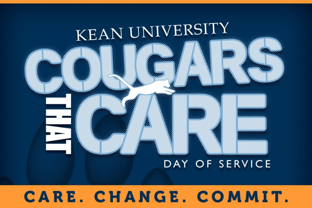 National Week Of Service At Kean!