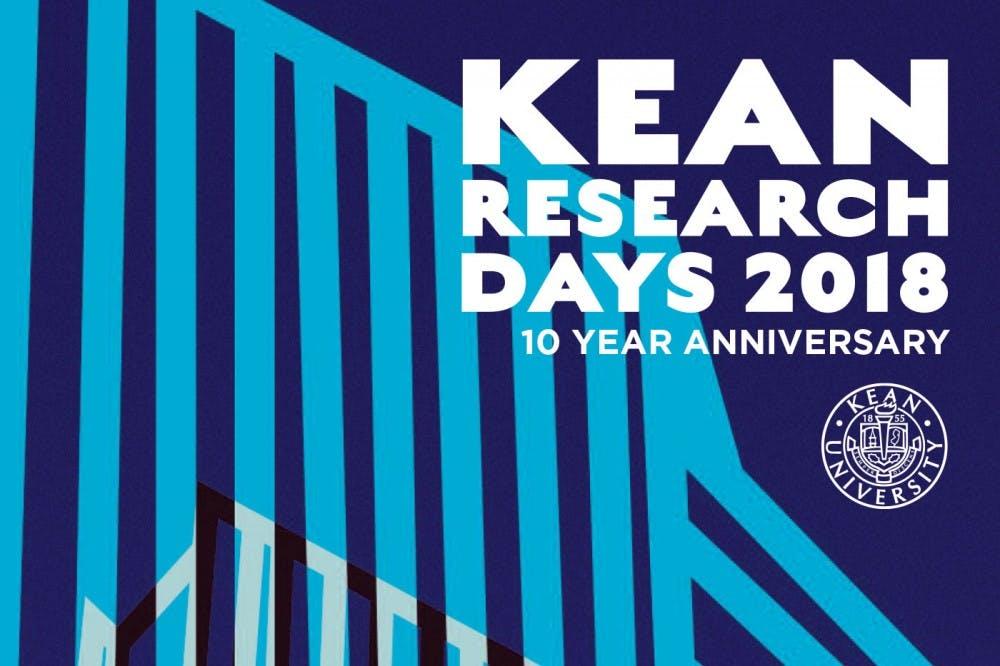 Kean's Annual Research Days