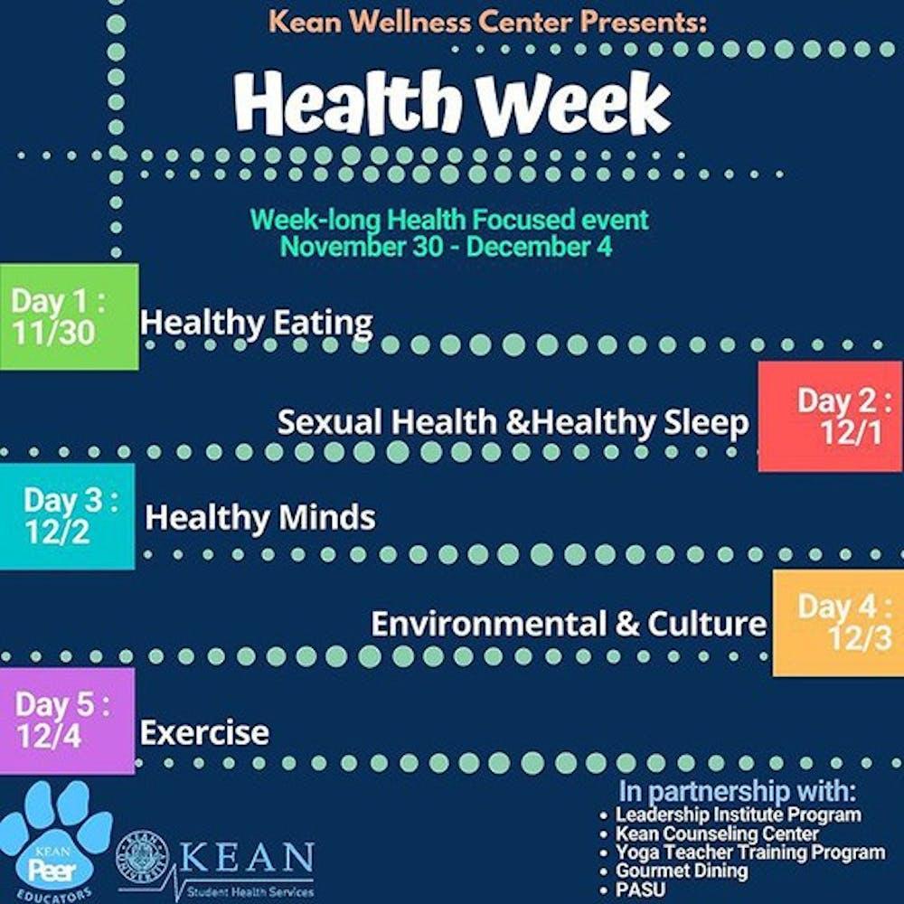 Harmonizing for Health Week