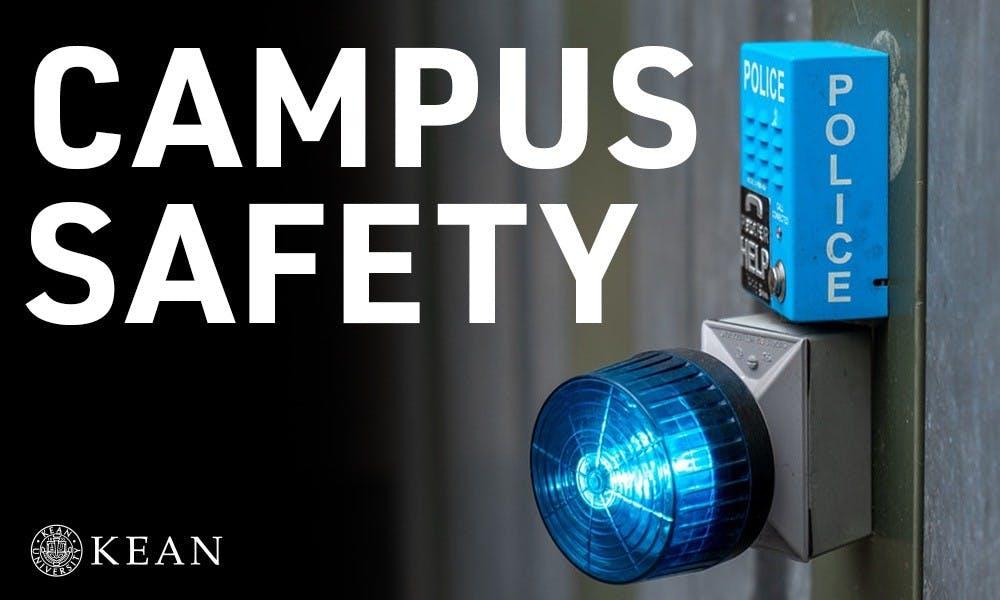 Keeping Kean's Community Safe