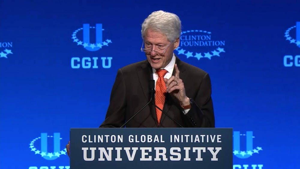 Clinton Global Initiative University Network 2018 Workshop