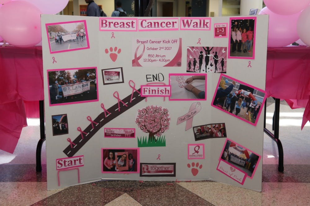 Pink Out For A Day: The 2017 Breast Cancer Awareness Kickoff!