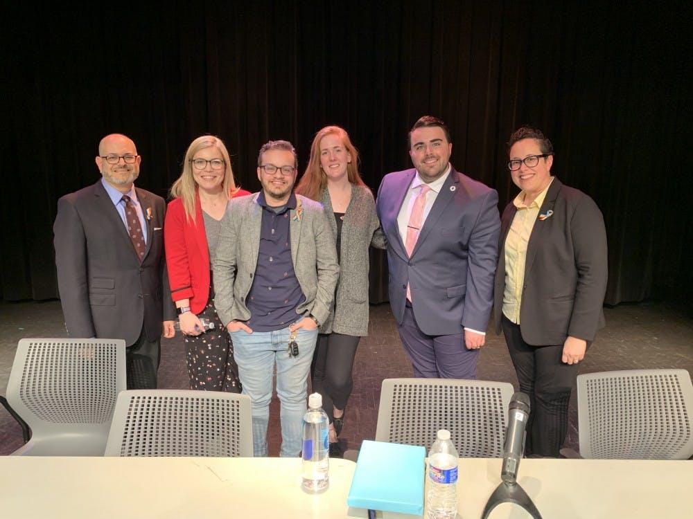 2019 LGBTQ+ Educators' Panel
