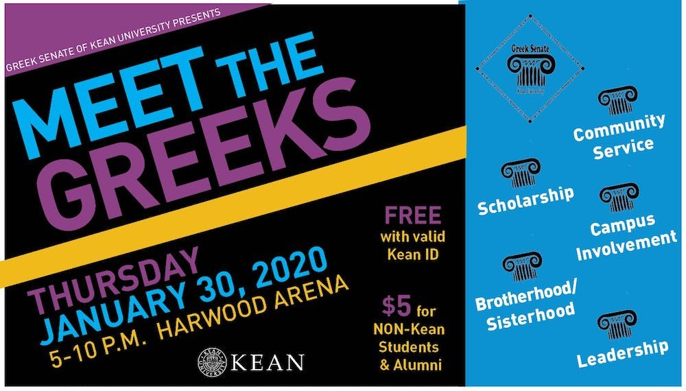 It's Time To Meet The Greeks!