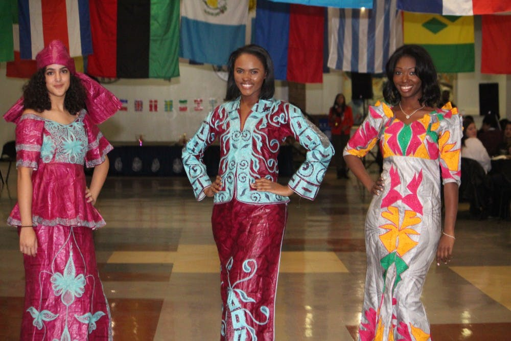 Students Learn About Different Cultures