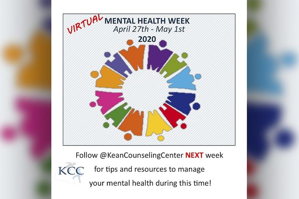 Virtual Mental Health Week