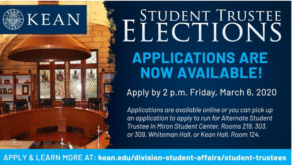 Apply to be a Student Trustee