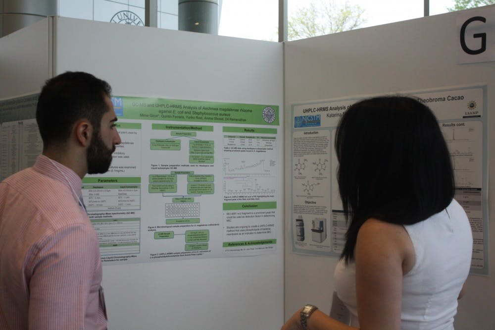 Research By Students