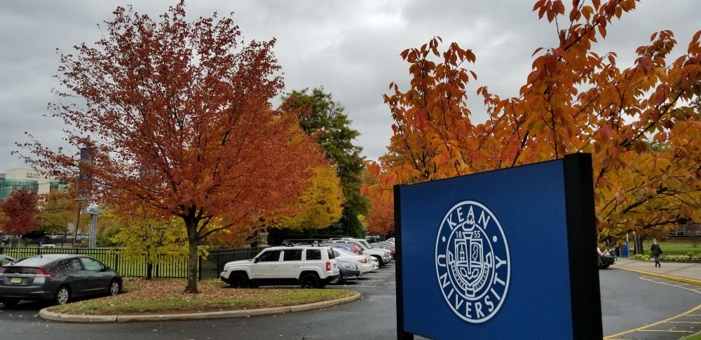 Autumn Falls Onto Kean's Campus