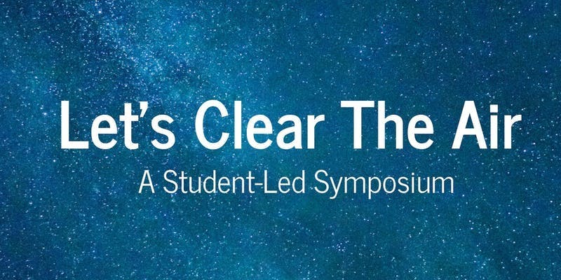 Let's Clear the Air Symposium