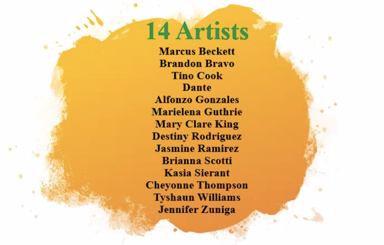 Protest Art: Artists Names.png