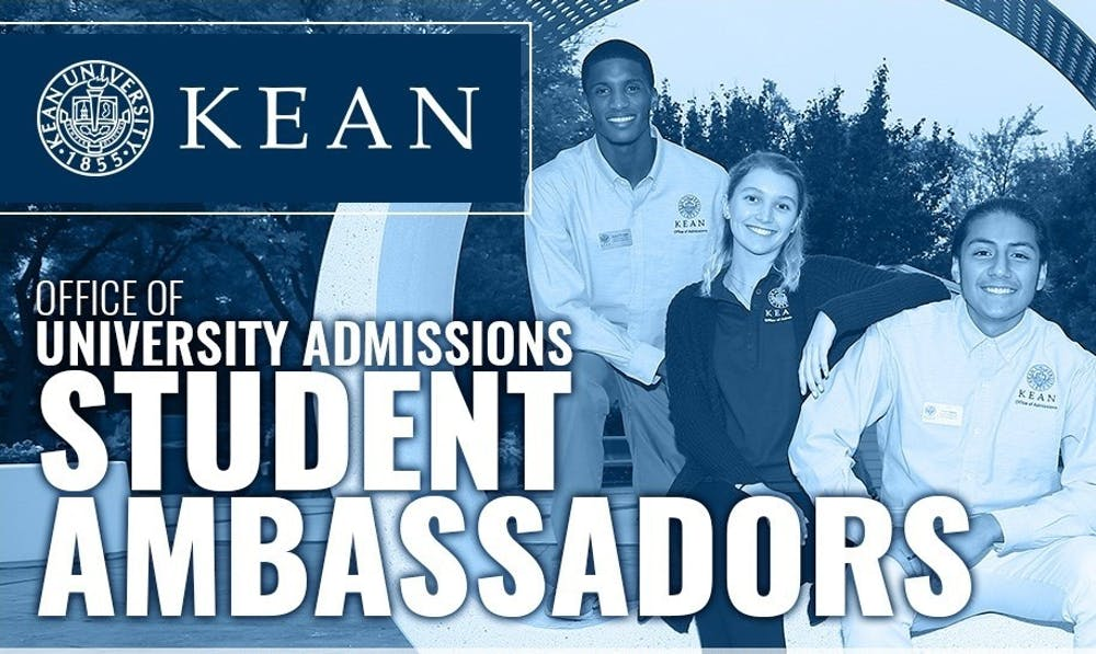 Kean University is Hiring Student Ambassadors